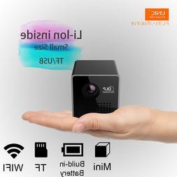 UNIC Luxury Smart <font><b>Pico</b></font> Wireless Projecte