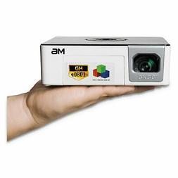 AAXA M6 Pico LED FULL HD Projector,1200 Lumens,Battery Power