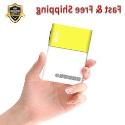 Micro Smartphone Pocket PC Video Mini Pico Laptop Projector
