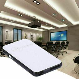 Mini 3000 Lumens DLP Wifi Android Projector Home Cinema HD 1