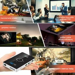 Mini 5500 US Lumens HD 1080P DLP Android Home Cinema Project