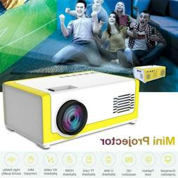 Mini Handheld LED Projector Home Theater&Gaming For iPhone A