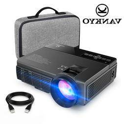 Vankyo Mini Home Theatre LED Cinema Projector 2400 Lumen 108