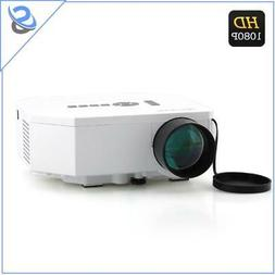 Mini LED Projector LCD Image System LED Lamp 150 Lumens HDMI