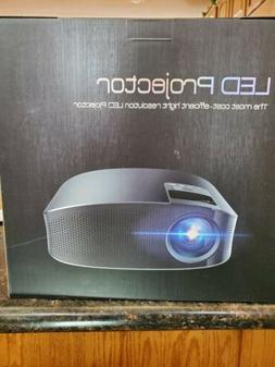 Mini led projector portable home theater 1080p