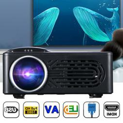 Mini Portable Pocket Projector HD 1080P Movie Video Projecto