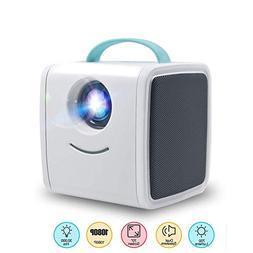 mini portable projector tv home