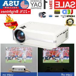 Mini Projector 1080P 3D Multimedia Home Theater Video Suppor