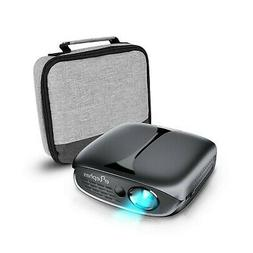 Mini Projector, ELEPHAS 2600 Lumen Wi-Fi Portable Pico Home