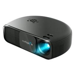 ELEPHAS Mini LED Projector 3300 Lumens, USB/SD Card/HDMI/AV