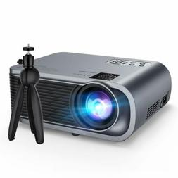 VicTsing Mini Projector 720P Portable Hi-Fi Sound Video Proj