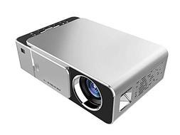 Projector,2500 Lumens Mini LED Portable HD Multimedia Home T