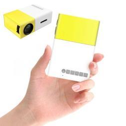 Mini Projector Artlii Portable LED Pocket Projector Ideal fo