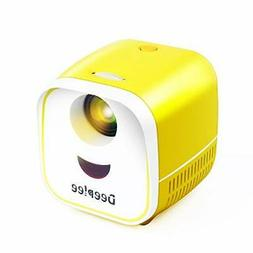 Mini Projector, DeepLee Portable Projector for Kids LED Pock
