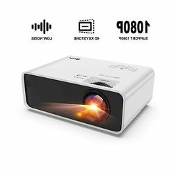 Mini Projector - Artlii Enjoy Portable Projector with ±45°