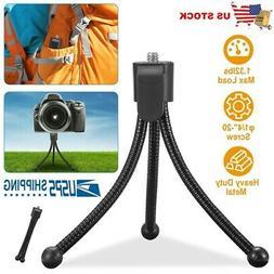 Mini Projector Flexible Tripod Mount Holder Stand For Camera