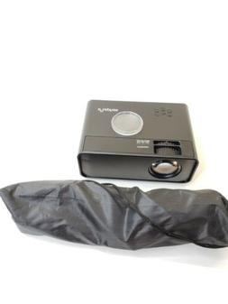Mini Projector for iPhone and Android.WiFi Movie Projector w