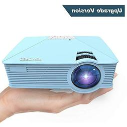 Mini Projector, DBPOWER GP15 +50% Brighter Portable LCD Vide