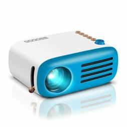Mini Projector GooDee LED Pico Projector Pocket Video USB fo