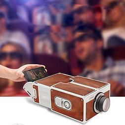 FidgetFidget Led Mini Projector Lumihd High Resolution Ultra
