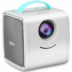 Mini Projector - Meyoung Portable LED LCD Projector, Full HD