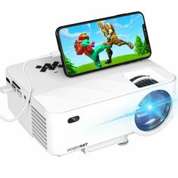 MINI Projector Smart Phone Movie Screen Portble WIFI Bluetoo