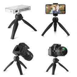 Mini Tripod, Cell Phone Tripod Adapter Compatible with Smart