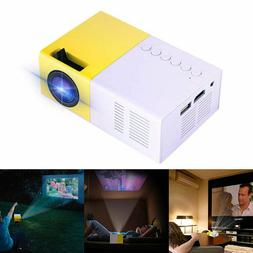 Mini Video Projector Portable And Compact With Accessories -