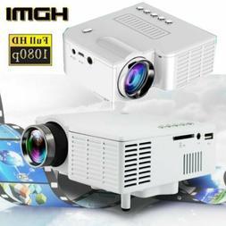 Mini Video UC28B LED Home Theater Cinema FHD 1080P Projector