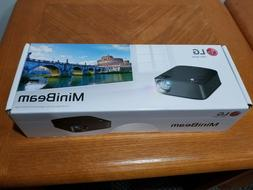 LG MiniBeam Mini Projector