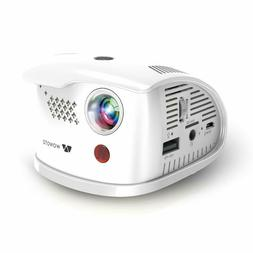 WOWOTO Movie Projector Q1 Mini Projector Android 7.1 OS 150