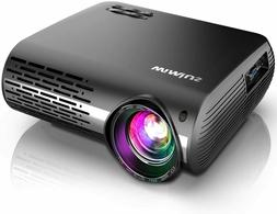 YABER Native 1080P Projector 5500 Lumens Full HD Video Proje