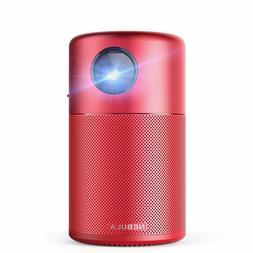Nebula Capsule Smart Mini Projector, by Anker, Portable 100