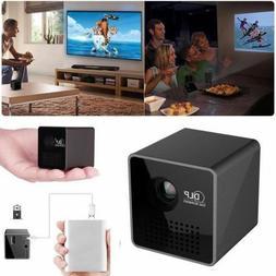 NEW DLP WIFI Mini Portable Pocket Multimedia Projector HD 10