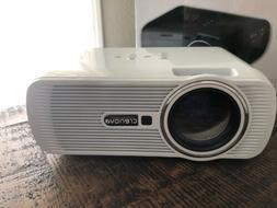 NEW Crenova XPE460 video projector Full HD 1080P mini projec