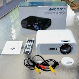 NEW Crenova XPE460 video projector Full HD 1080P mini projec