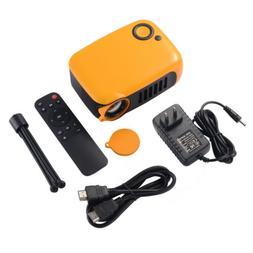 orange white mini pocket hd 1080p movie