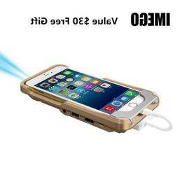Pico Mini Projector LED Pocket DLP Mobile Phone 1080P Home C