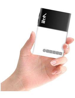 Pico Projector - Artlii 2019 New Pocket Projector, Mini Proj