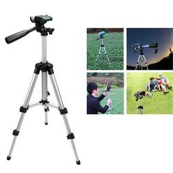portable adjustable tripod stand for digital camera