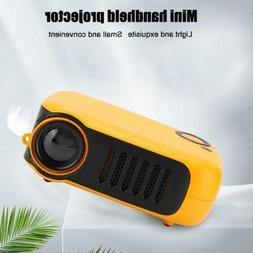 Portable Mini HD 240P Wifi Bluetooth LCD Movie Projector Hom