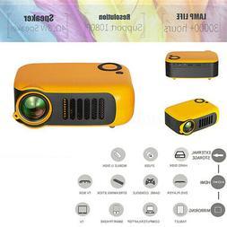 portable mini projector hd 1080p home theater