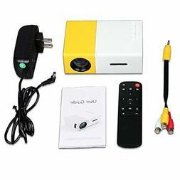 Portable Mini projectors LED Micro Projector 1080P Home Part