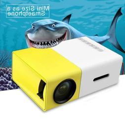 portable mini yg300 pocket projectors proyector led