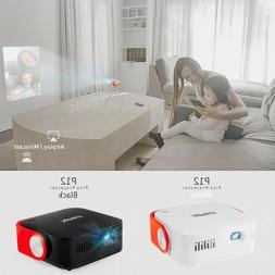 XPRIT Portable Projector Home Theater WiFi Bluetooth Mini Pr