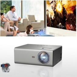 Portable Projector Mini Home Thatre Projector 720P Native 10