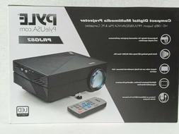 PYLE HOME PRJG82 1080p HD Compact Digital Multimedia Project