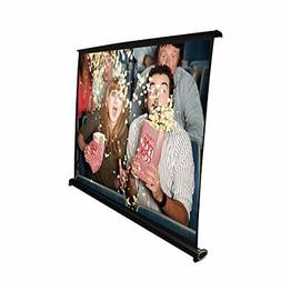 Pyle PRJTP46 40 Projector Screen, mobile Pull-Out Style Port