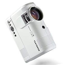 Projector, Benefast LED 2000 Lumens Mini Portable Multimedia
