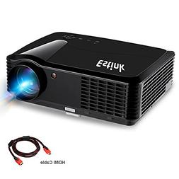Fosa Projector Portable Video Projector Full HD Home Theater